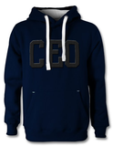 CEO French Navy Premium Hoodie