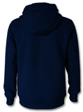 CEO French Navy Premium Zip Hoddie