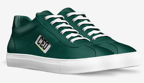 CEO GREEN SNEAKERS