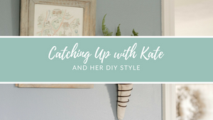 Catching Up with Kate Cushman