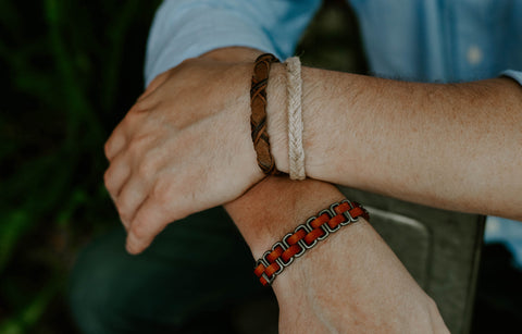 Men's Bracelets at Quinn's Mercantile