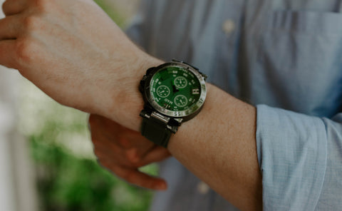 Men's Watch at Quinn's Mercantile