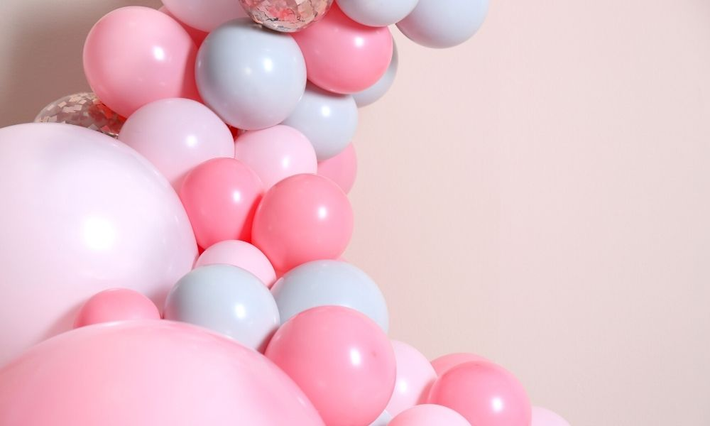 How To Make the Perfect Balloon Arch