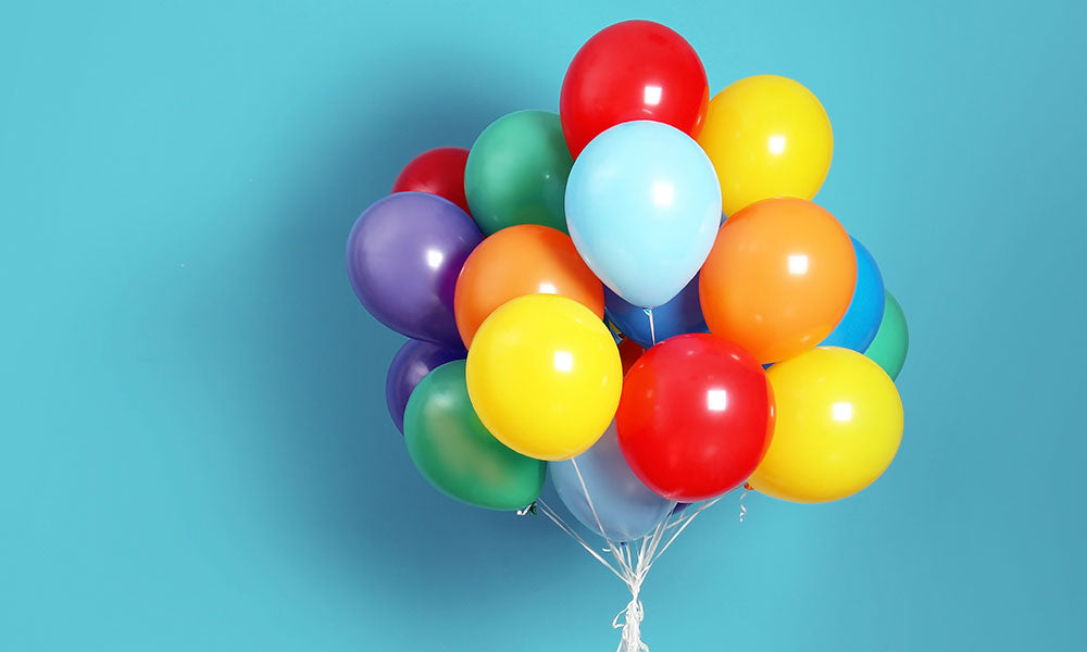 Different Types of Party Balloons