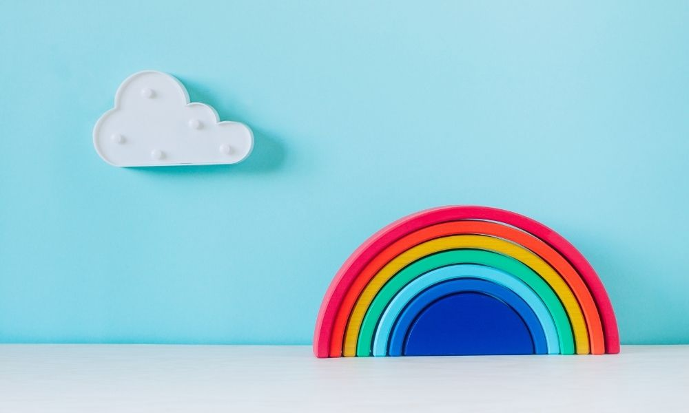 Everything You Should Know About a Rainbow Baby Shower