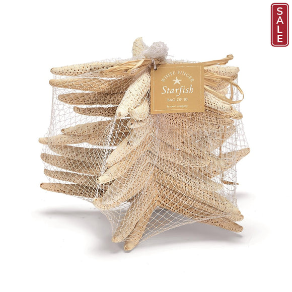 Starfish-For the Home-Bag of 10-Quinn's Mercantile