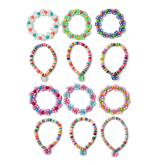 Child's Butterfly Bracelets-Jewelry-Quinn's Mercantile