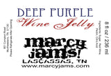Marcy Jams!-Foodie-Deep Purple-Quinn's Mercantile