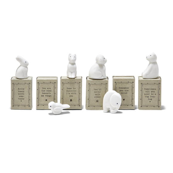 Mini Porcelain Animals-Gift-Quinn's Mercantile