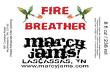 Marcy Jams!-Foodie-Pint Fire Breather-Quinn's Mercantile