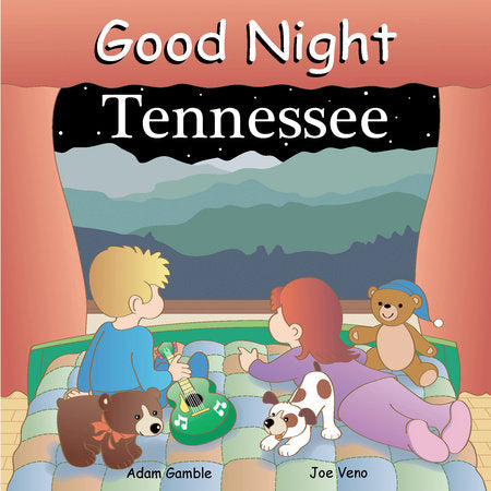Good Night Tennessee-Quinn's Library-Quinn's Mercantile