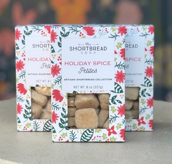 Holiday Spice Shortbread Cookies-christmas-Quinn's Mercantile