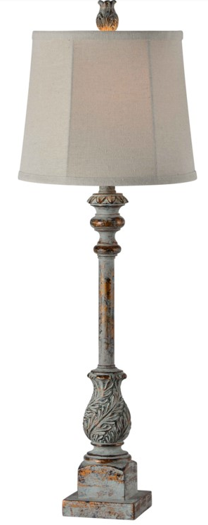 Tilly Buffet Lamp-Lighting-Quinn's Mercantile