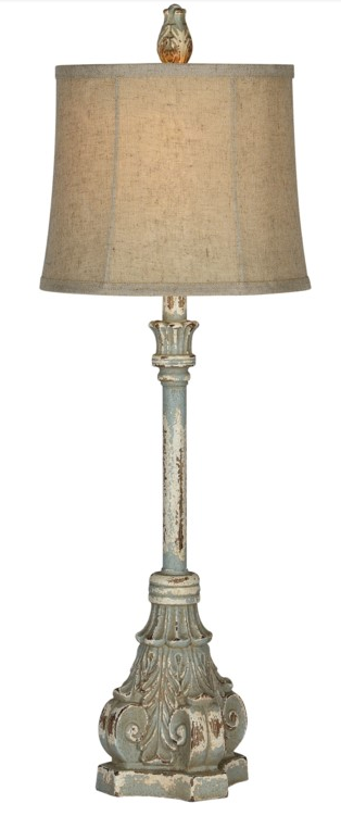 Rita Buffet Lamp-Lighting-Quinn's Mercantile
