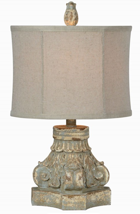 Roma Table Lamp-Lighting-Quinn's Mercantile