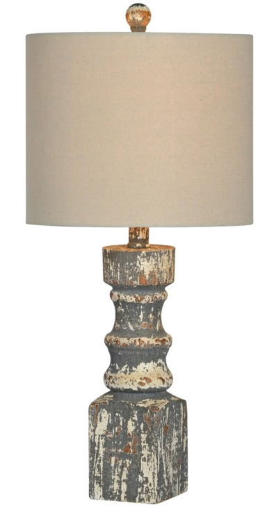 Hank Table Lamp-Lighting-Quinn's Mercantile