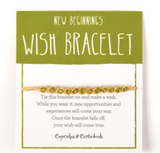 Wish Bracelets-Jewelry-Quinn's Mercantile