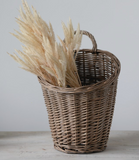 Rattan Wall Basket-For the Home-Quinn's Mercantile