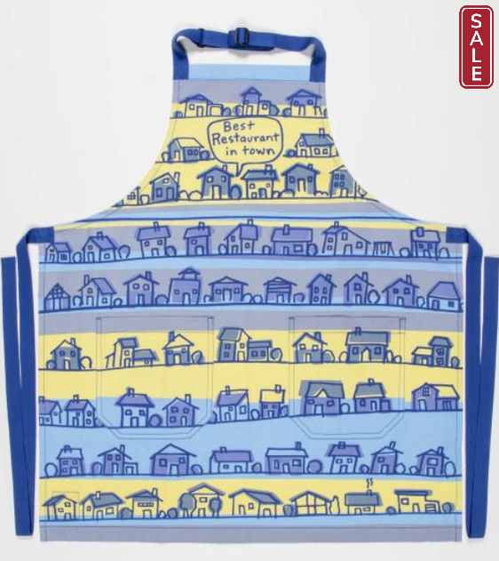 Blue Q Aprons-kitchen-Quinn's Mercantile