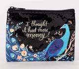 Blue Q Coin Purse-accessories-Quinn's Mercantile