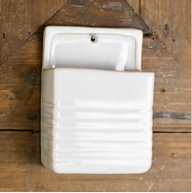 Wall Pocket-For the Home-Quinn's Mercantile