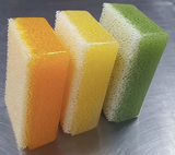 Scrubby Soap-bath products-Lime-Quinn's Mercantile