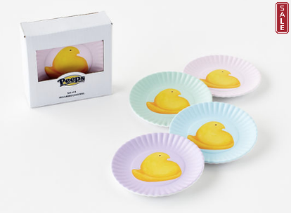 Peeps Paper Plate Coaster Sets-For the Home-Quinn's Mercantile