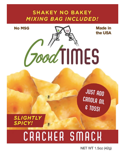 Cracker Smack-Foodie-Original-Quinn's Mercantile