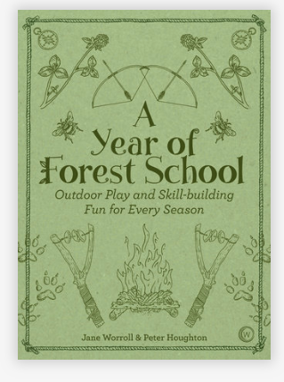 A Year of Forest School-Quinn's Library-Quinn's Mercantile