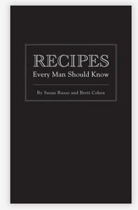 Recipes Every Man Should Know-Quinn's Library-Quinn's Mercantile