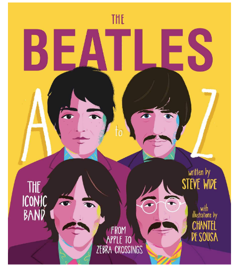 The Beatles A to Z-Quinn's Library-Quinn's Mercantile