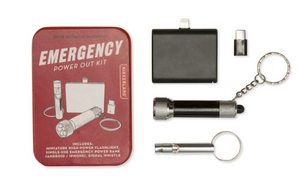 Emergency Power Out Kit-Gifts-Quinn's Mercantile