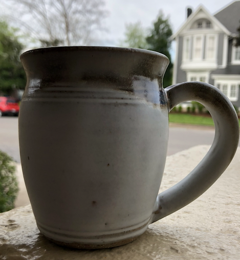 Two Toned Ceramic Mug-For the Home-Quinn's Mercantile