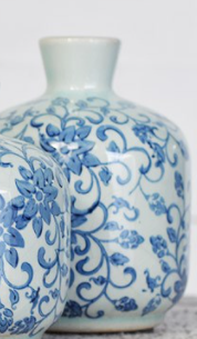 Transferware Vases-For the Home-Quinn's Mercantile