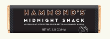 Hammond's Chocolate Bars-Foodie-Quinn's Mercantile