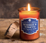 Spirit Jar Candles-candle-Whiskey & Tobacco-Quinn's Mercantile