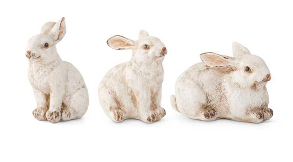 Gray Bunnies-For the Home-Quinn's Mercantile