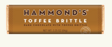 Hammond's Chocolate Bars-Foodie-Toffee Brittle-Quinn's Mercantile