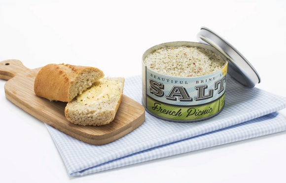 Beautiful Briny Sea Salt Blends-Foodie-Quinn's Mercantile