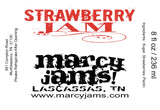 Marcy Jams!-Foodie-Strawberry-Quinn's Mercantile
