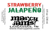Marcy Jams!-Foodie-Strawberry Jalapeno-Quinn's Mercantile