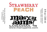 Marcy Jams!-Foodie-Strawberry Peach-Quinn's Mercantile