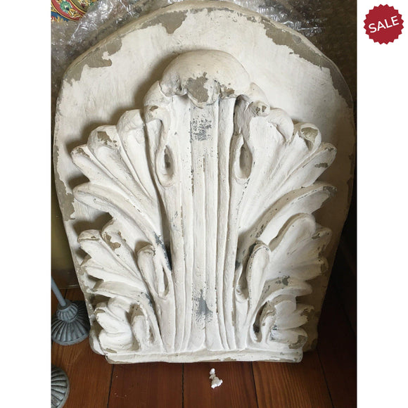 Architectural Acanthus Leaf-For the Home-Quinn's Mercantile