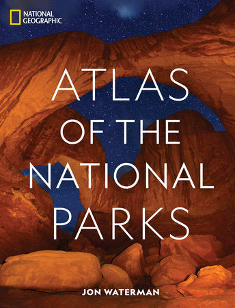 National Geographic Atlas of the National Parks-Quinn's Library-Quinn's Mercantile