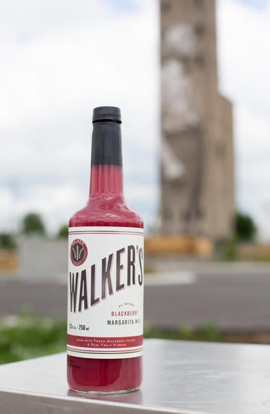 Walker's Margarita Mixer-Foodie-Blackberry 8oz-Quinn's Mercantile
