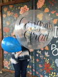 Celebration Balloon-Balloons-Quinn's Mercantile