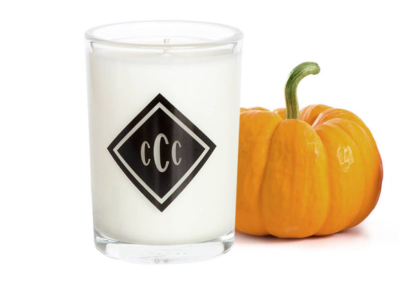 Pumpkin Chai Tea Candle-Fall Decor-Quinn's Mercantile