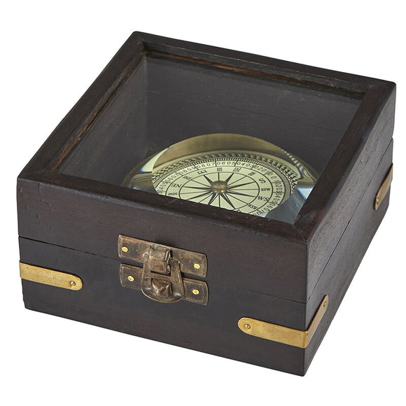 Compass Lens in Box-Men's Gifts-Quinn's Mercantile