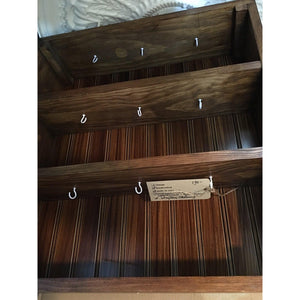Display Shelving handmade-home organization-Quinn's Mercantile