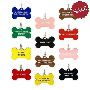 Dog Tags-Furry Friends-Quinn's Mercantile